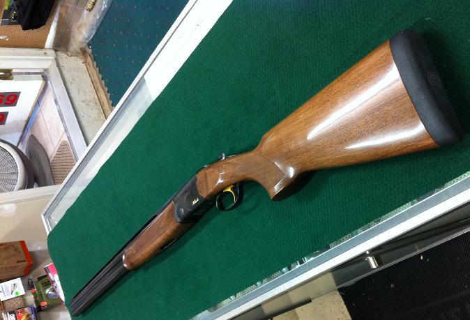 Beretta 686 Sporting Onyx 12 Gauge 28 Barrels Used