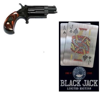 NORTH AMERICAN ARMS Black Jack Talo Edition