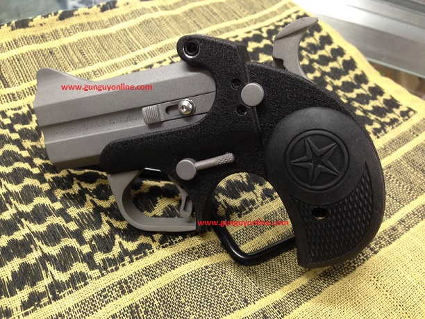 Bond Arms Backup Special Edition 45LC/.410