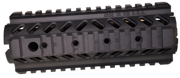 "Bradley Tactical DROP IN QUAD RAIL 7"" M4"
