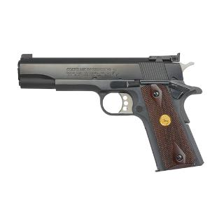 Colt Government GOLD CUP SERIES 70 NATIONAL MATCH BLUED 5""