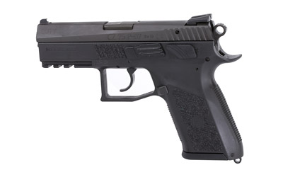 "CZ P-07 9MM 3.8"" BLK 15RD PARKERIZED"
