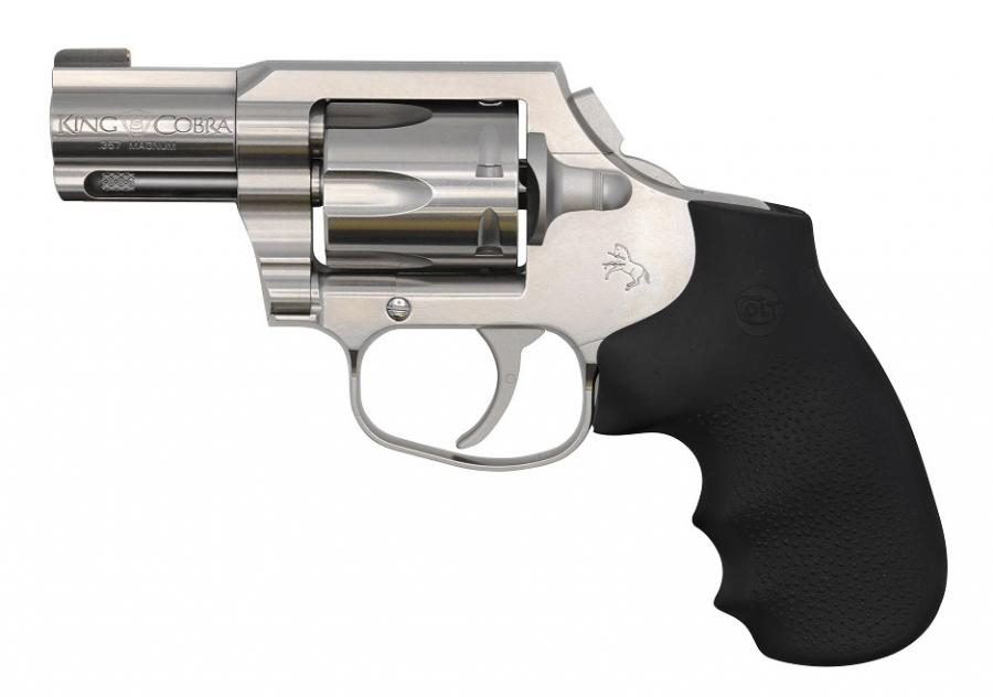 "Colt King Cobra Carry 2"" 357 Magnum Stainless"
