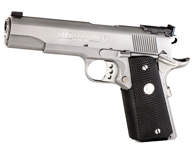 Colt Gold Cup Trophy 45ACP Stainless