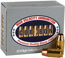38 Special Plus P 110gr COR®BON Self-Defense JHP