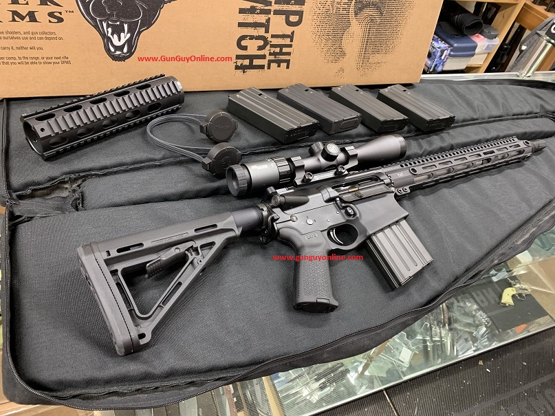 "DPMS G2 RECON 308WIN 16"" MID BLK 20R USED"
