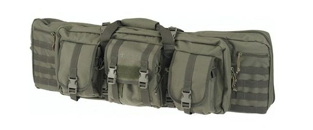 "Drago Gear ModGear Double Rifle Tactical Case 36"" OD"