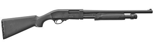 "EAA Akkar 12GA Pump Shotgun 18.5"" Barrel 3"" item# 111370"