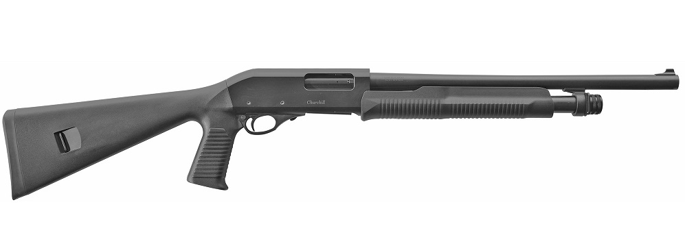 "EAA Akkar 12GA Pump Shotgun 18.5"" Barrel 3.5"" Chamber"