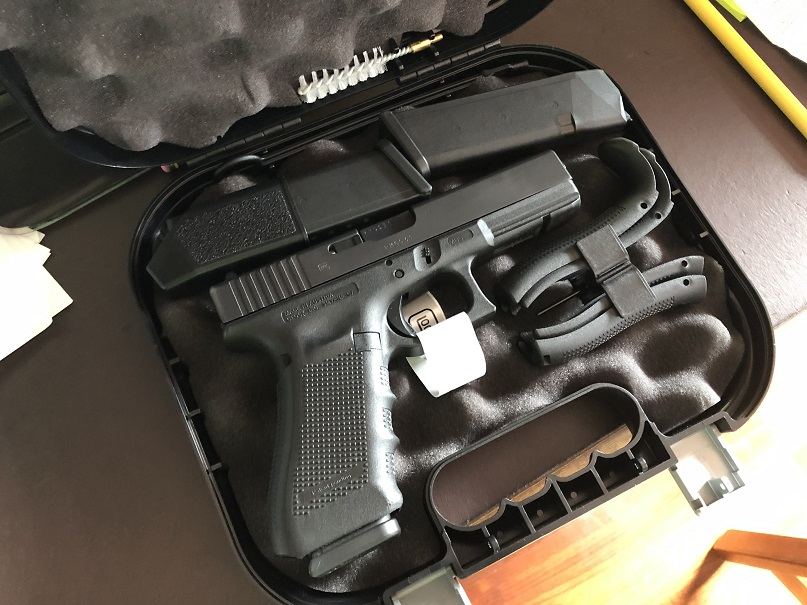 Glock 17 Gen4 FACTORY REBUILT 9mm
