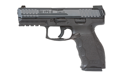 HK VP9-B 9mm Black