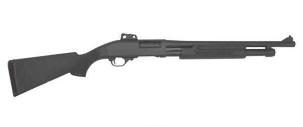 IAC HAWK 12 GA. PUMP DEFENSE SHOTGUN