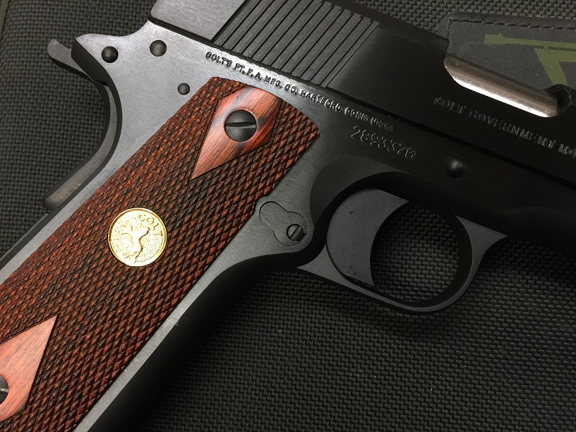 Colt Government 1911 45ACP 5 inch Special Build 1 of 70