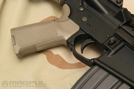 Magpul MIAD® Grip Kit – AR15/M16 Black