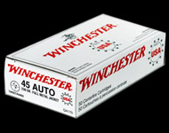 45 Automatic 230 gr. USA Full Metal Jacket
