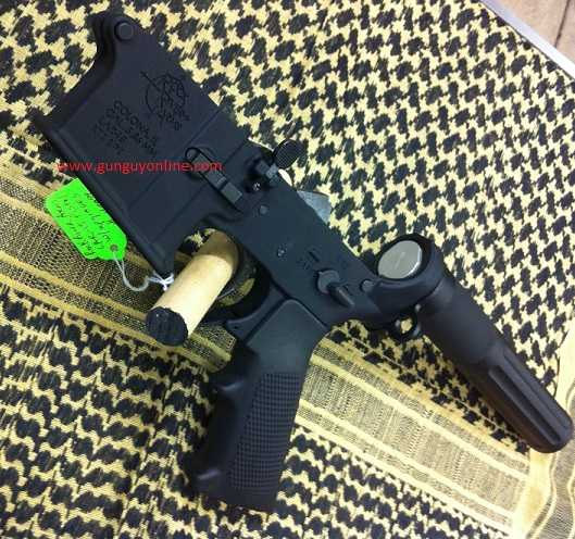 Rock River Arms LAR-15 Pistol Lower Complete w/Upgrades