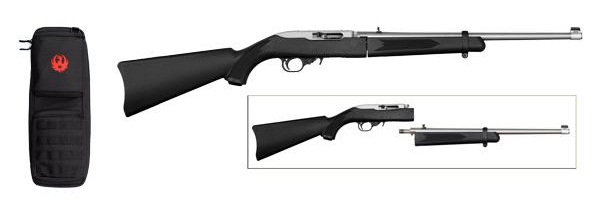 "Ruger 10/22 ""Take Down"""