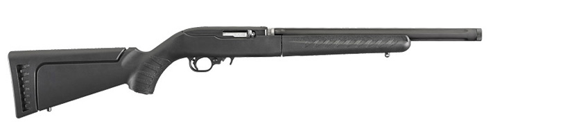 "RUGER 10/22 TAKEDOWN 22LR 16.1"" HB Threaded"