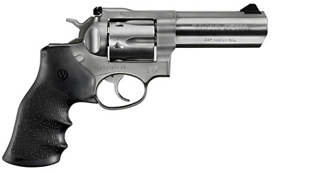 Ruger GP 100 357 Magnum Stainless 4 inch