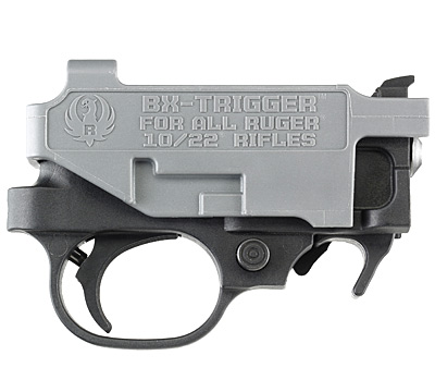 RUGER BX-TRIGGER FOR 10/22 & CHARGER