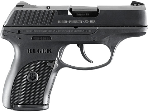 Ruger LC9 9mm Centerfire Pistol