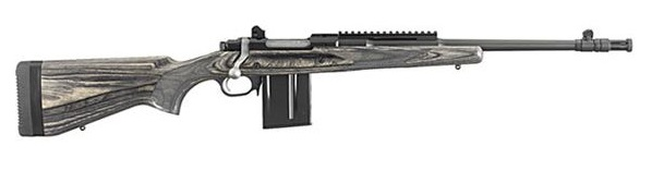 Currently viewing: Ruger Gunsite Scout Rifle