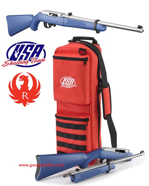Ruger 10/22 USA Shooting Takedown 22 LR