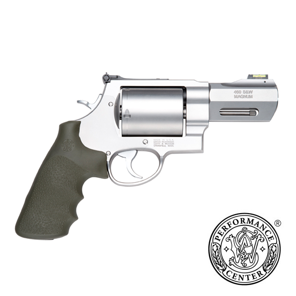 "S&W 460PC XVR 3.5"" Stainless"