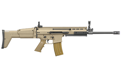"FN SCAR 16S 556 NATO 16"" Flat Dark 30Rd American Made"
