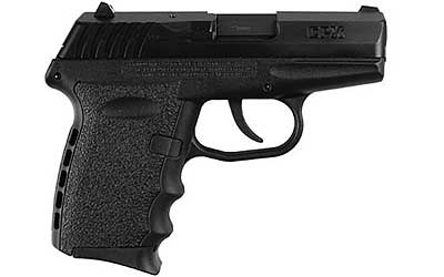 "SCCY CPX-2 9MM 10RD BLK 3.1"" 3DOT"