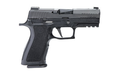 "SIG P320 X-CARRY 3.9"" 17RD BLK NS"