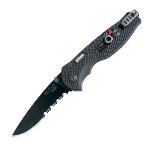 SOG Flash I - Black TiNi