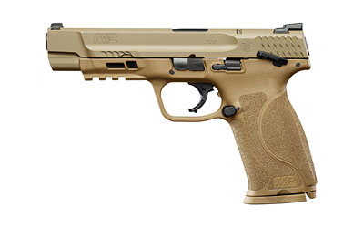 Smith & Wesson M&P 2.0 9mm FDE  5 inch PRO