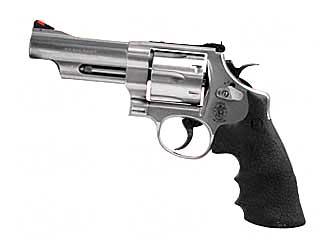 "Smith & Wesson 629-6 4"" 44 Stainless"