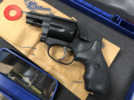 Smith & Wesson  442 PRO 38 SPL NO/Lock