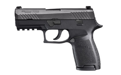 Sig Sauer P320C 9MM 15 RD BLK Night Sights