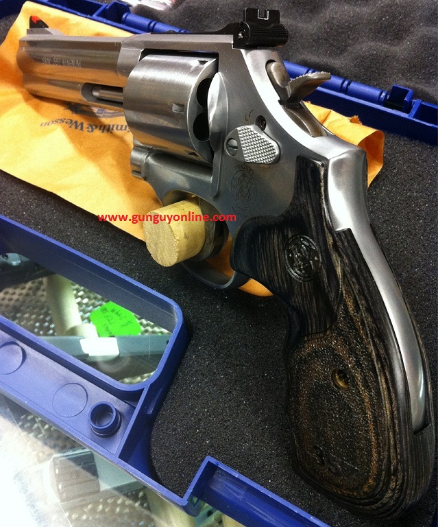 Smith & Wesson 686+ Talo Edition 357 7 shot 5 inch