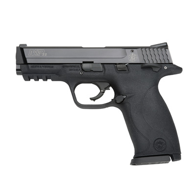 "Smith & Wesson M&P 22LR 4.1"" 12RD BLK POLY RAIL"