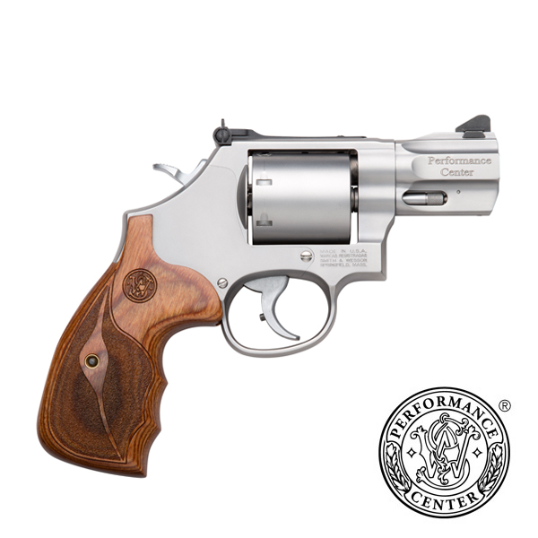 "Smith & Wesson 686PC 357MAG 2.5"" 7 Shot"