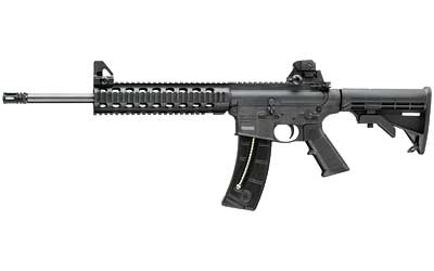 "Smith & Wesson M&P15-22 22LR 16"" 25RD BLK THRD"