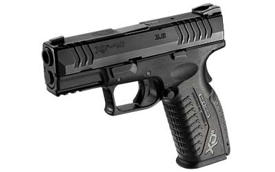 "SPRINGFLEID XDM 9MM 3.8"" BLK 19RD"