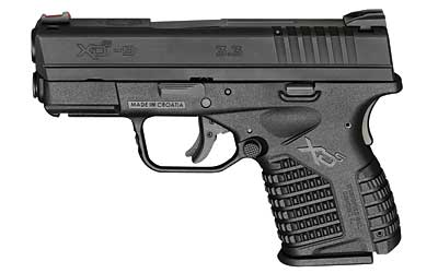 "SPRINGFIELD XDS 9MM 3.3"" BLK"