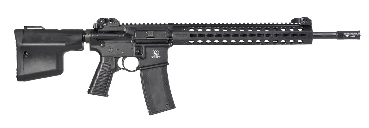 Troy Industries Special Purpose Carbine AR-15 5.56 NATO Semi Aut