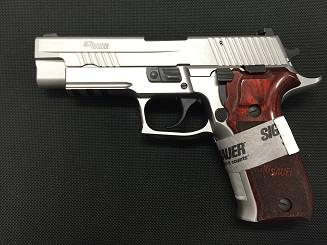 Sig Sauer P226 Elite 40cal USED Unfired Consignment