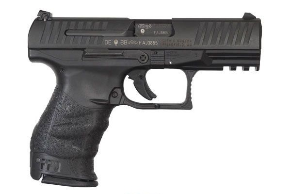 Walther PPQ 9mm BLK Pistol M2