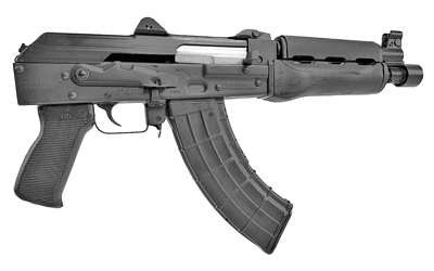 Zastava ZPAP92 Semi-automatic AK Pistol 7.62X39 10 Chrome Lined