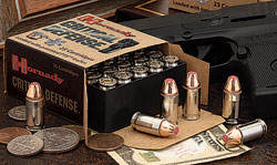 380 ACP Hornady 90 gr FTX® Critical Defense®