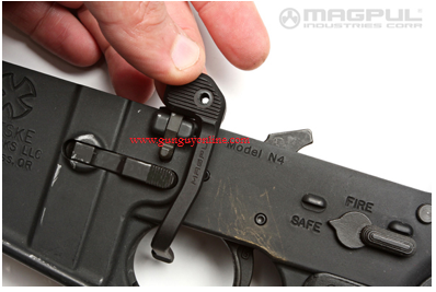 Magpul  B.A.D. Lever® - Battery Assist Device – AR15/M16