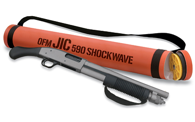 "Mossberg 590 Shockwave JIC Shotgun 12 Gauge 14"" Cylinder Barrel"