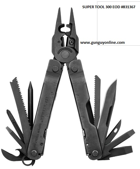 Leatherman SUPER TOOL® 300 EOD